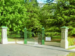 Cook Park_st frontage