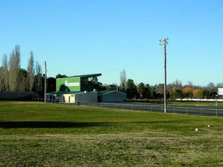 Endeavour Oval