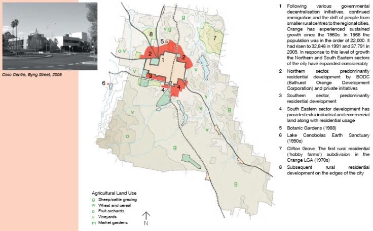 Land Use 2005