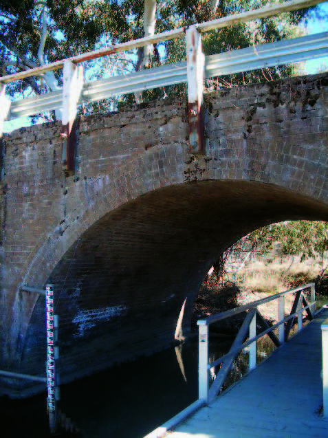 Gosling Creek Bridge
