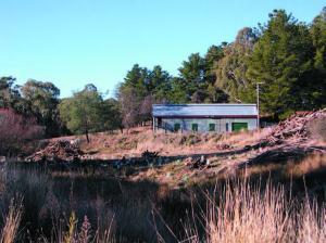 Lake Canobolas pump house